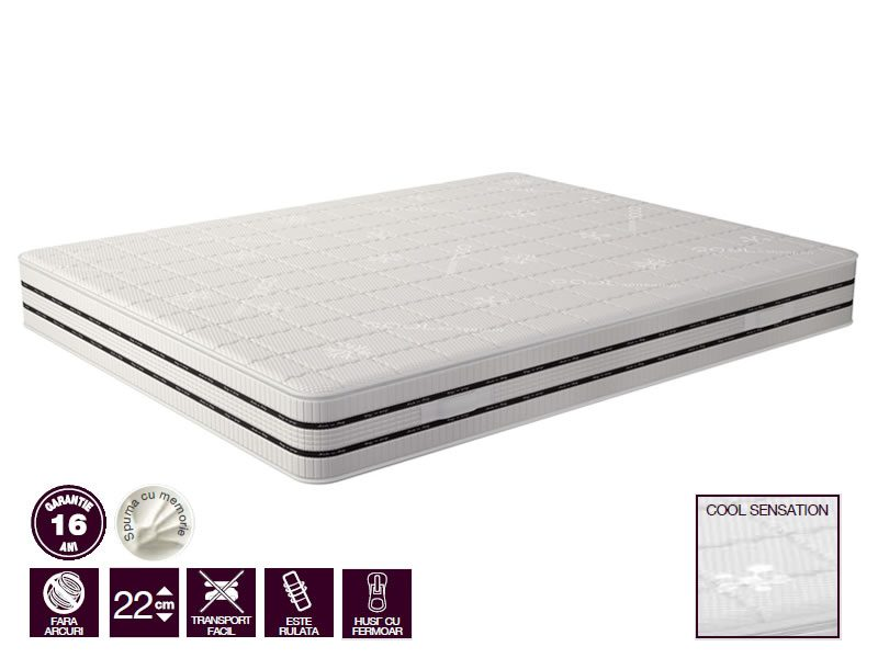 saltea CoolComfort iSleep