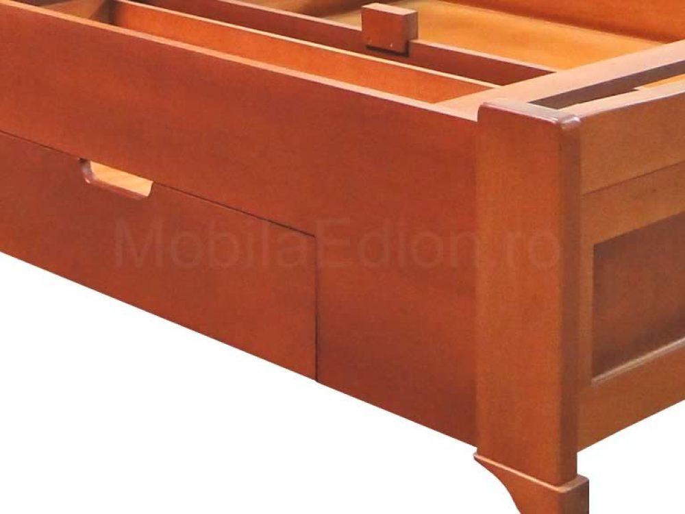 pat lemn masiv Casablanca 160