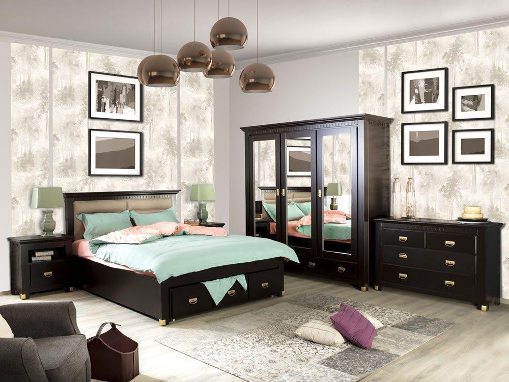 Set Dormitor Saint Tropez