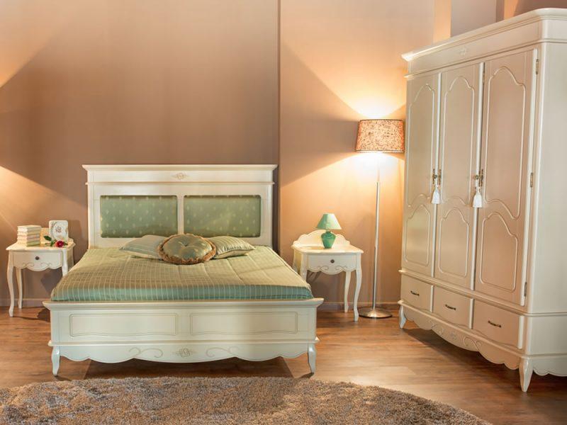 Mobila pentru dormitor Romantic