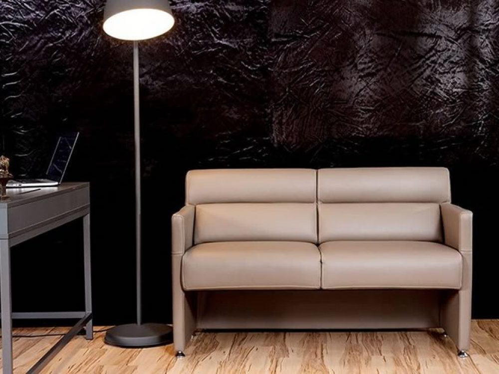 canapea 2 locuri fixa Kimo