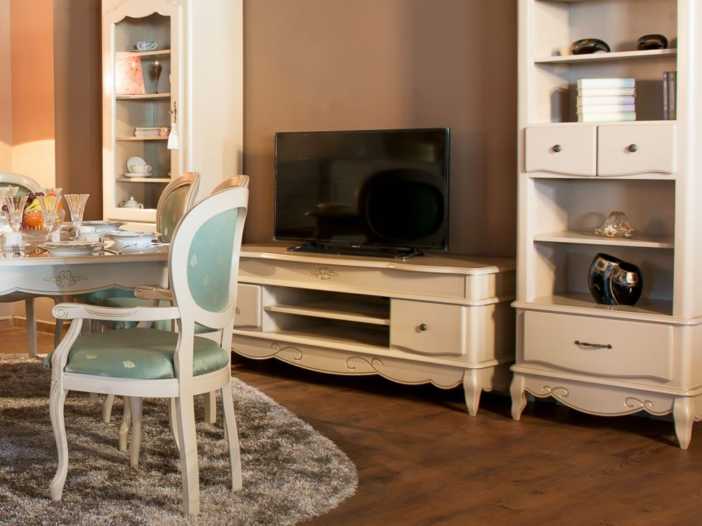 mobila comoda tv Romantic