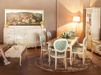 Sufragerie Romantic