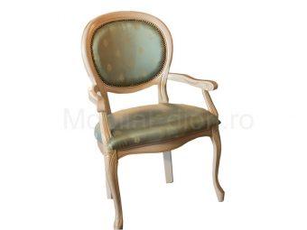 scaun cu brat romantic
