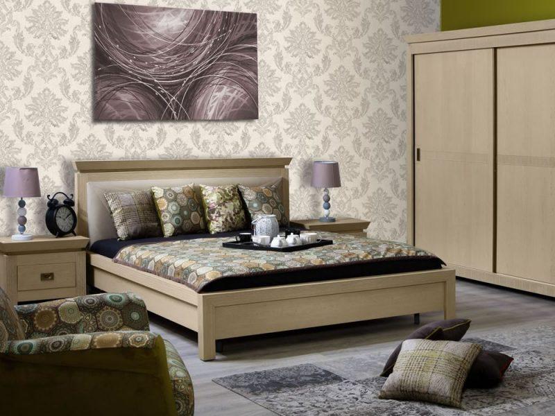 Dormitor Casablanca crem Mobilier