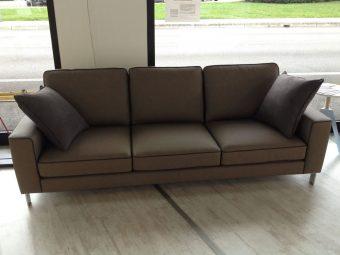 Canapea din piele RUSSEL