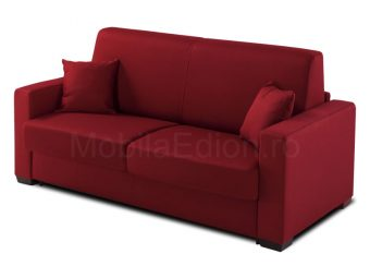 Canapea extensibila Antares rosu