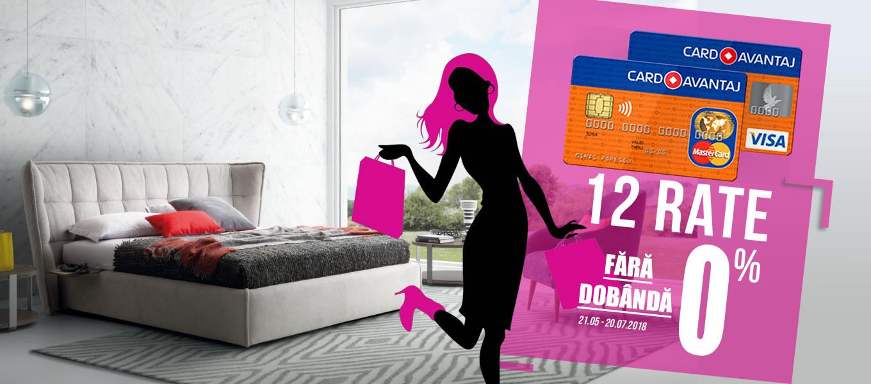 cumpara mobila paturi canapele in rate