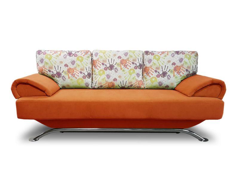 canapea stofa orange Havana