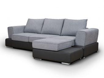 Canapea cu taburet Salotti