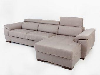 Canapea cu sezlong RAYMOND Ribalta