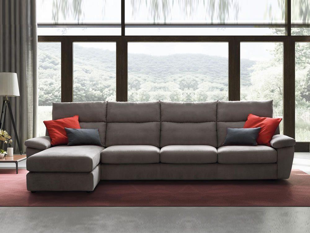Canapea cu sezlong Medea stanga