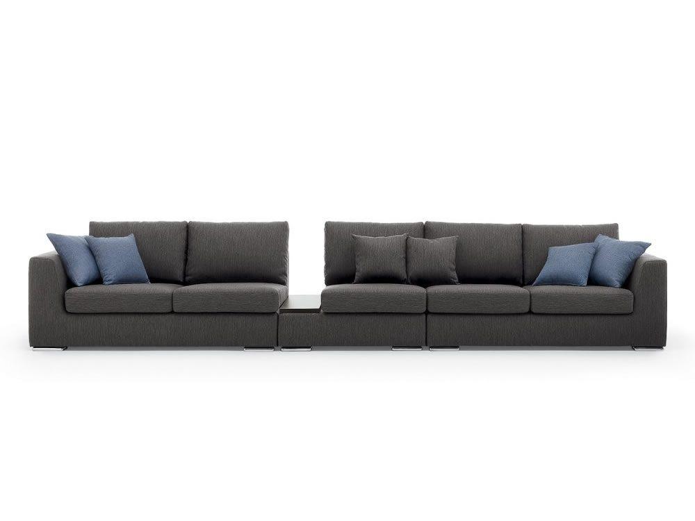 canapea 5 locuri modulara Nettuno