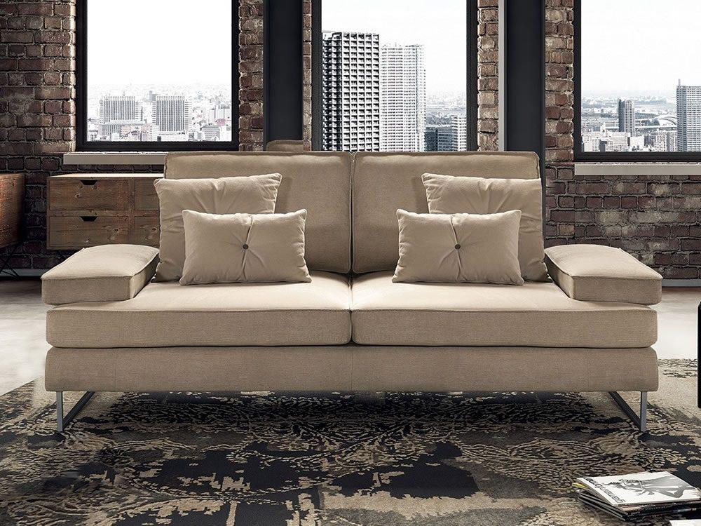 Canapea cu spatar reglabil Luis