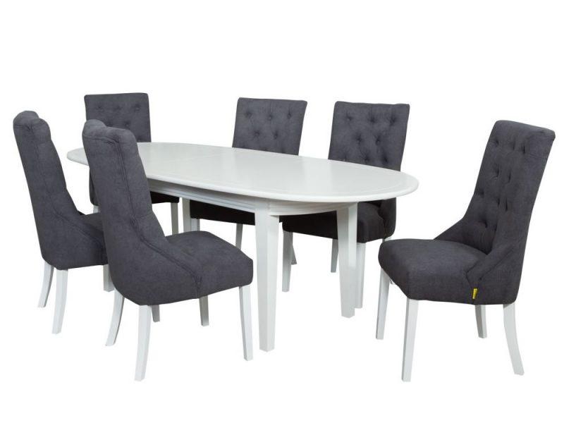 Set masa VERONA cu 6 scaune Carla