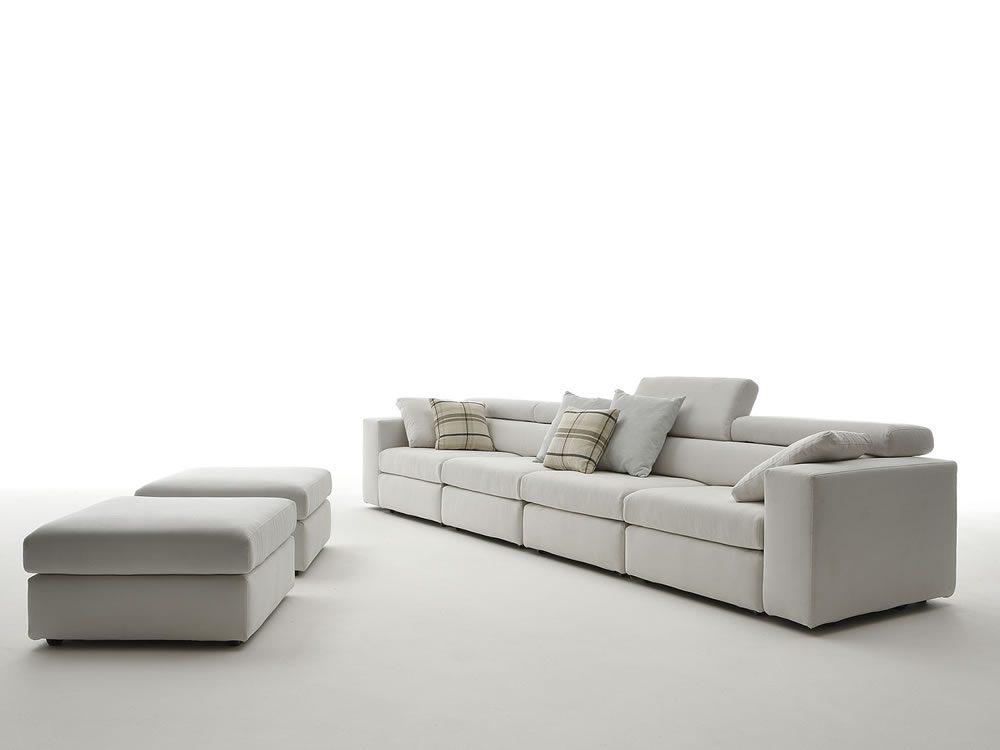 Canapea cu sezut extensibil 4 locuri Paloma