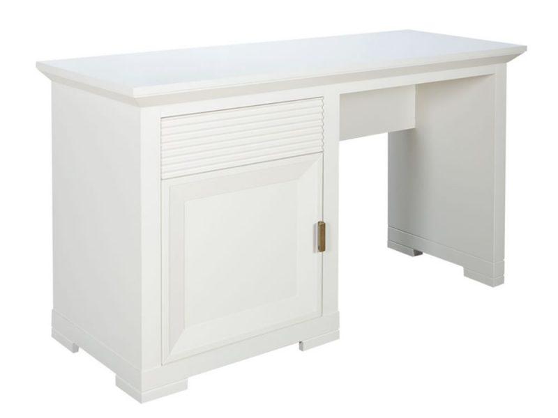 Masa toaleta Verona Bianco alb