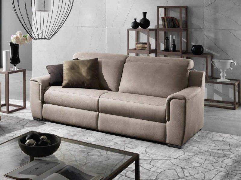 Canapea 3 locuri recliner NICOLAS