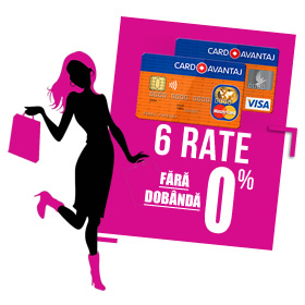 mobila online in rate fara dobanda